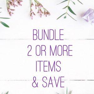 Bundle Discount!!!